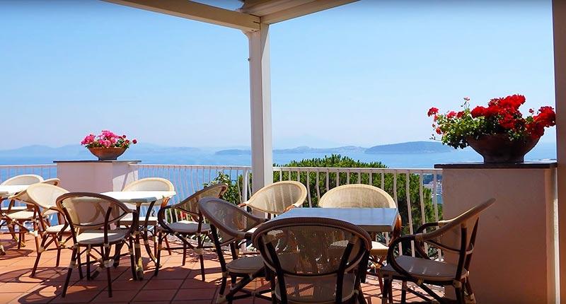 отель острова Искья