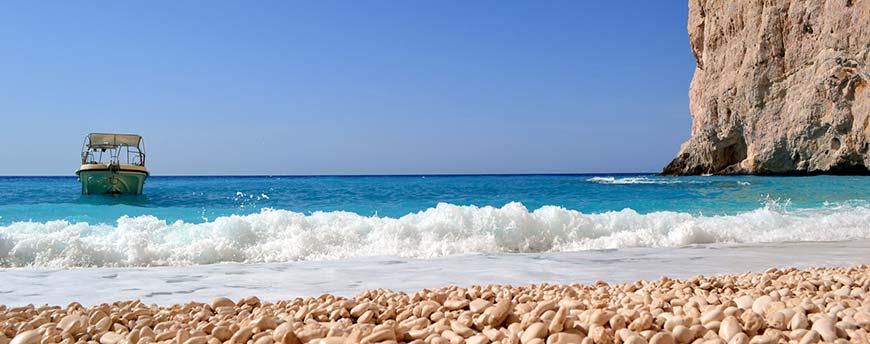 пляж острова Искья