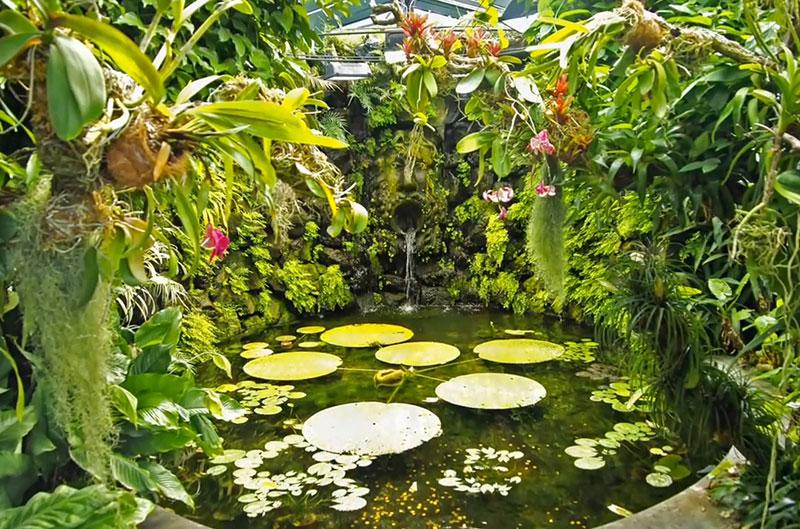 Сад Ла Мортелла