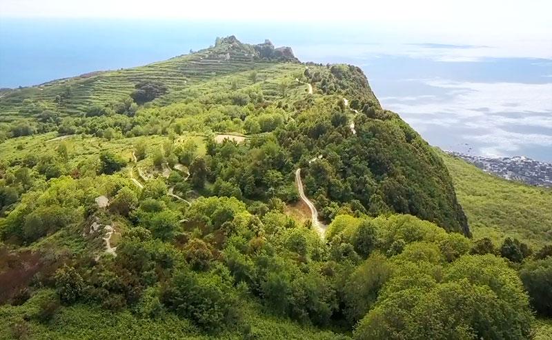 Monte Epomeo, Ischia