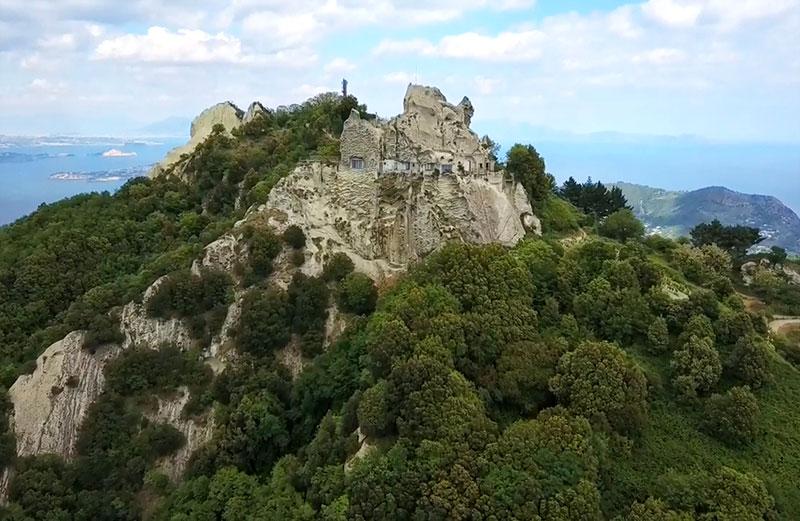 Гора Монте Эпомео